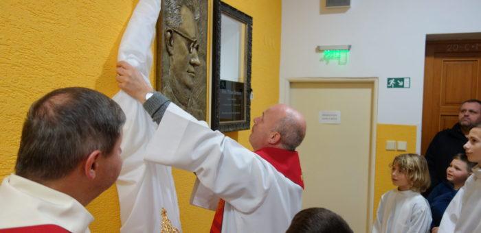 Už aj u saleziánov v Humennom majú relikviu bl. Titusa