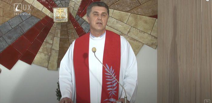 Provinciál don Timko: Vnútorná sloboda aj v situácii obmedzení