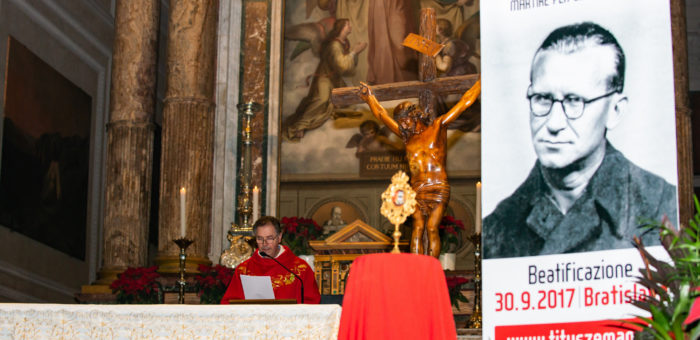 50th anniversary Celebration of birth of Blessed Fr Titus Zeman, SDB