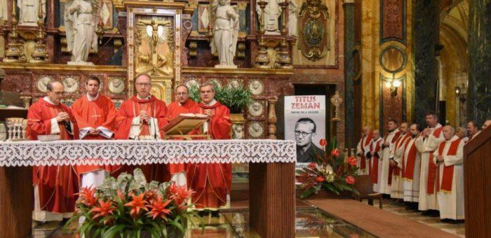 Beato Zeman, fuente de inmensa inspiración para el retiro espiritual de los Salesianos