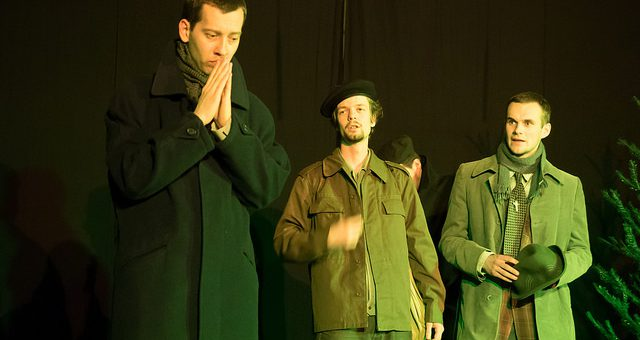 Divadlo o Titusovi Zemanovi – Cesta za slobodou
