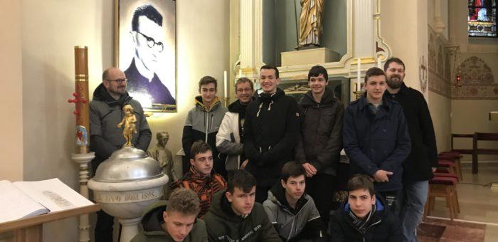 Zástupcovia miništrantov z celého Slovenska si uctili bl. Titusa