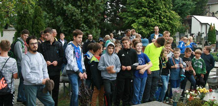 Miništranti dali vo Vajnoroch bodku za prázdninami