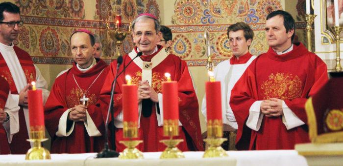 Celebrazione della memoria liturgica del Beato Titus Zeman
