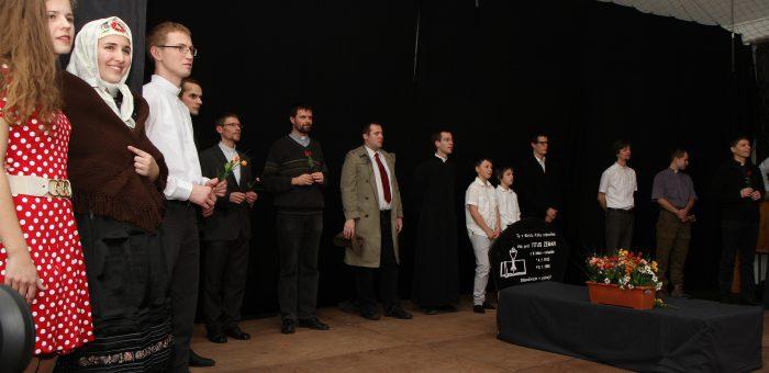 Boží služobník Titus Zeman opäť vo svojom rodisku ako hlavná postava predstavenia