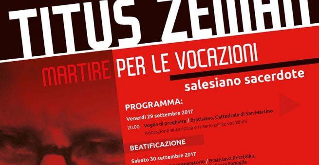 La beatificazione di don Titus Zeman: un grande evento anche grazie ai media