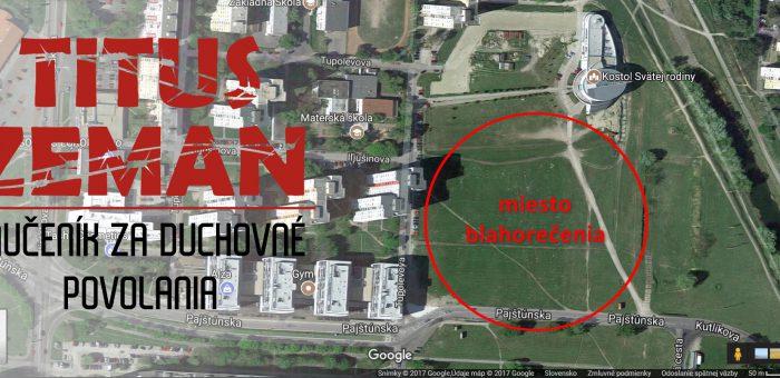 Slovacchia – Fra un mese la beatificazione di don Titus Zeman, martire del comunismo